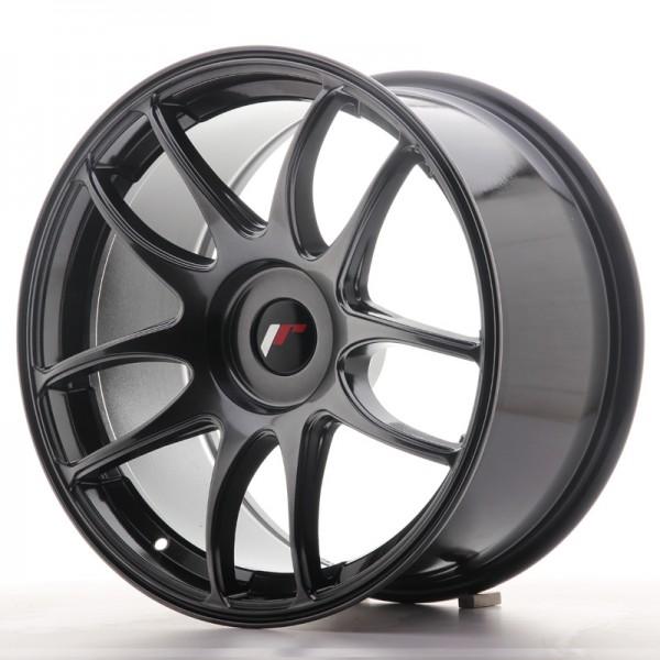 JR Wheels JR29 18x9,5 ET20-48 BLANK Hyper Black
