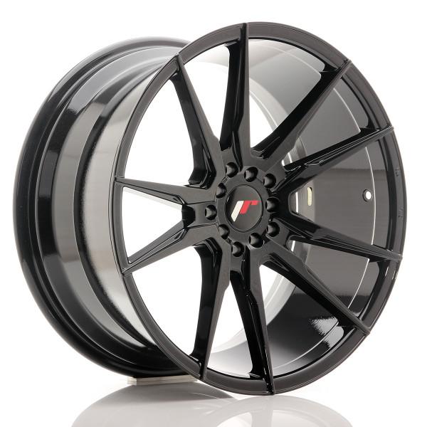 JR Wheels JR21 19x9,5 ET35 5x100/120 Gloss Black