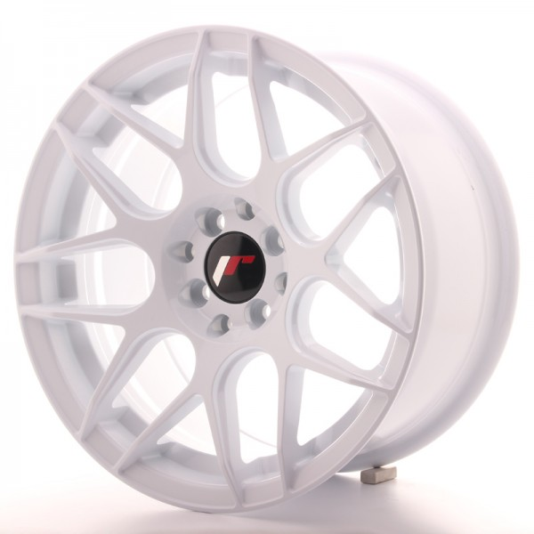 Japan Racing JR18 16x8 ET25 4x100/114,3 White