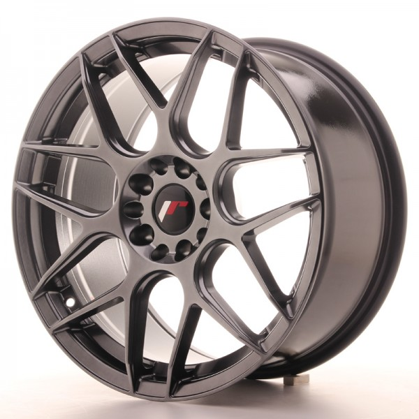 JR Wheels JR18 18x8,5 ET35 5x100/120 Hyper Black