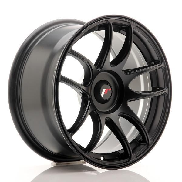 JR Wheels JR29 16x8 ET20-30 BLANK Matt Black