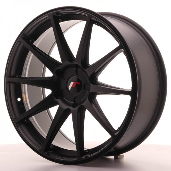 JR Wheels JR11 20x8,5 ET20-35 5H BLANK Matt Black