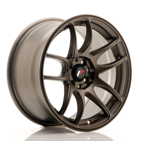JR Wheels JR29 16x8 ET28 4x100/108 Matt Bronze