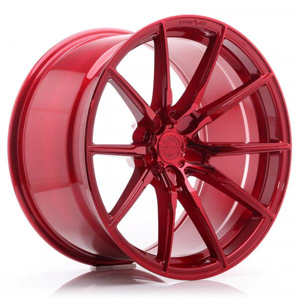 Concaver CVR4 19x8,5 ET20-45 BLANK Candy Red