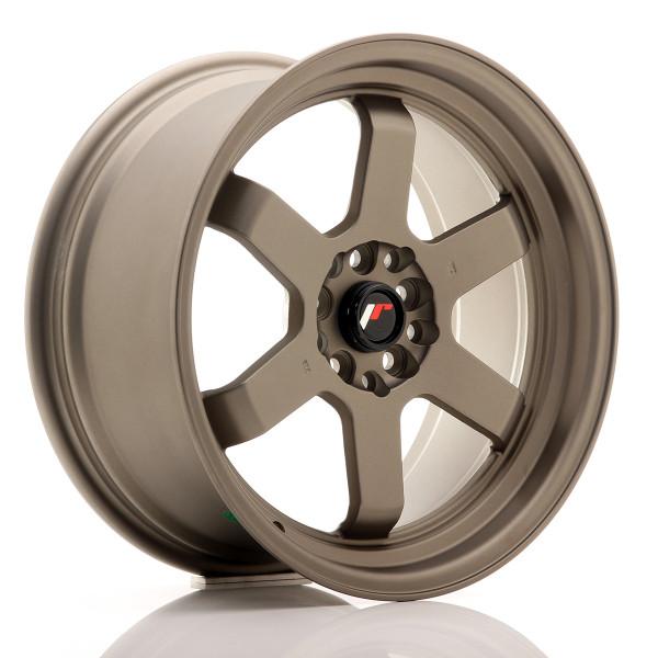 JR Wheels JR12 17x8 ET33 5x100/114 Bronze