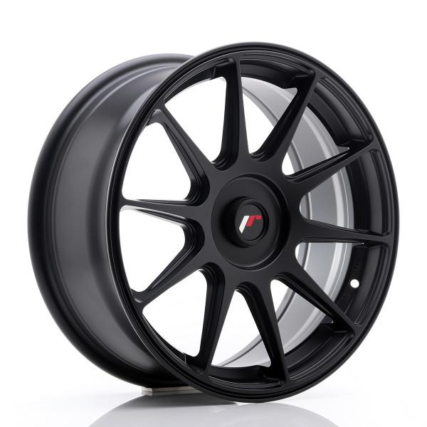 JR Wheels JR11 17x7,25 ET35-40 BLANK Matt Black