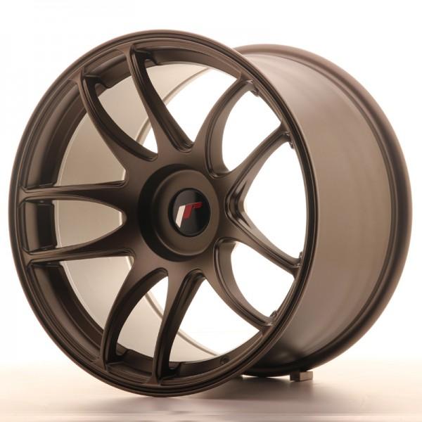 JR Wheels JR29 18x10,5 ET25-28 BLANK Matt Bronze