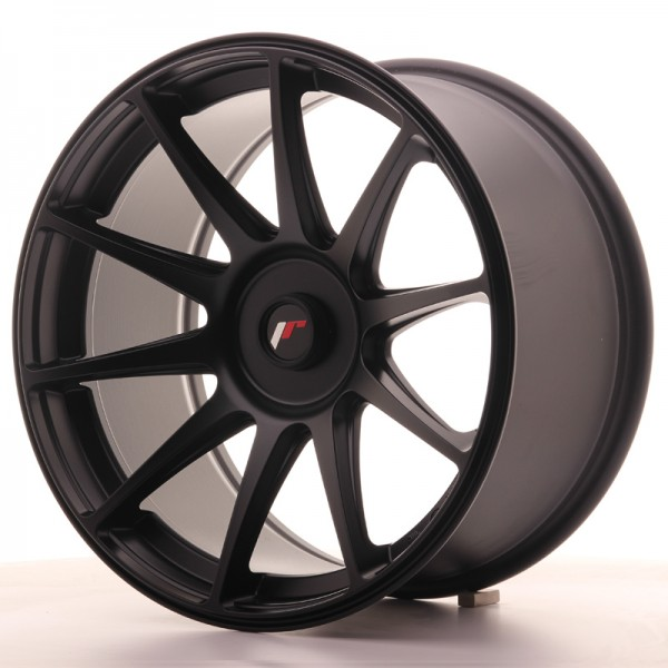 JR Wheels JR11 18x9,5 ET20-30 BLANK Flat Black