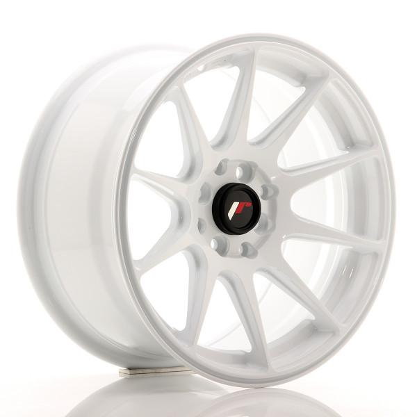 JR Wheels JR11 16x8 ET25 4x100/108 White