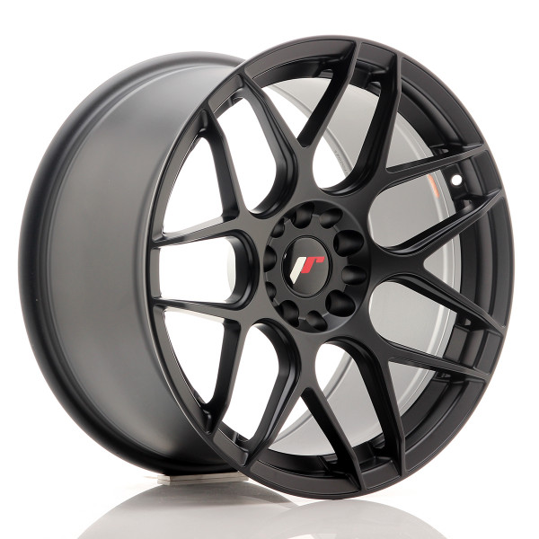 JR Wheels JR18 18x9,5 ET22 5x114/120 Matt Black