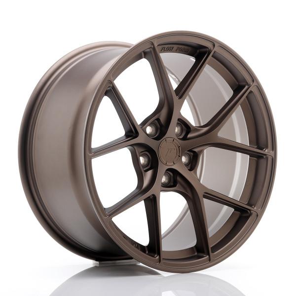 JR Wheels SL01 18x9,5 ET38 5x114,3 Matt Bronze