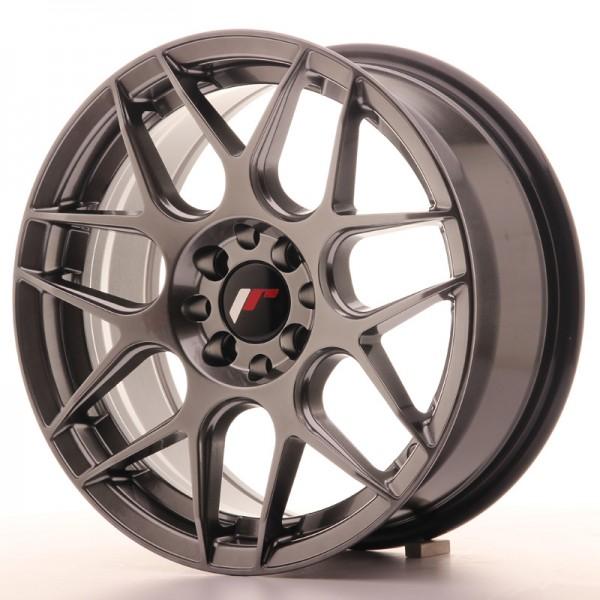 JR Wheels JR18 16x7 ET35 4x100/114,3 Hyper Black