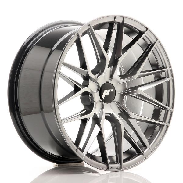 JR Wheels JR28 18x9,5 ET20-40 5H BLANK Hyper Black