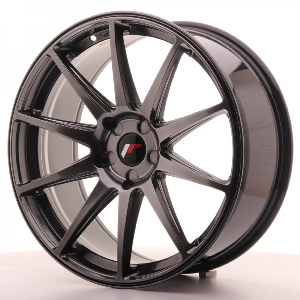 JR Wheels JR11 20x8,5 ET20-35 5H BLANK Hyper Black