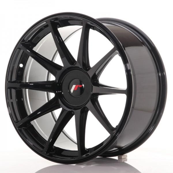 JR Wheels JR11 19x9,5 ET35 BLANK Gloss Black