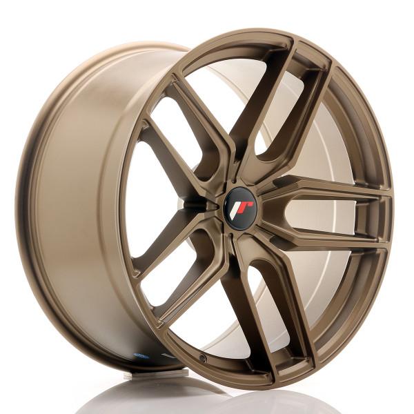 JR Wheels JR25 20x10 ET20-40 5H BLANK Bronze