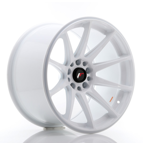 JR Wheels JR11 18x10,5 ET22 5x114/120 White