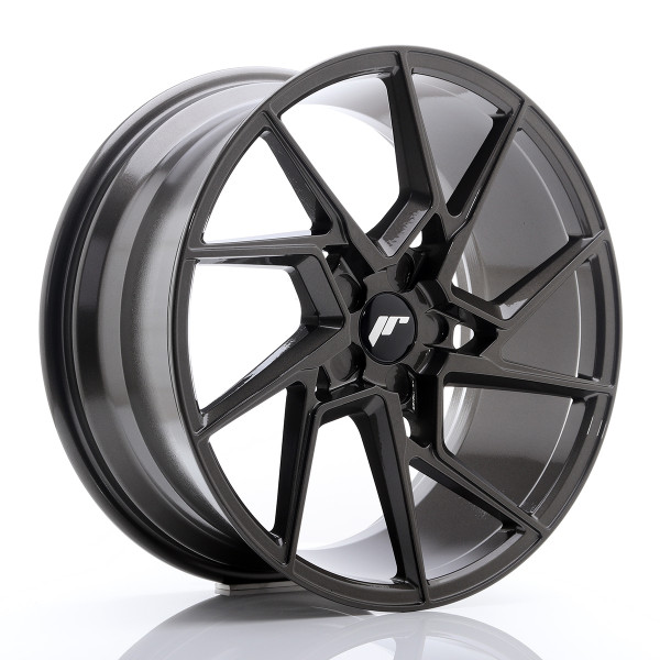 JR Wheels JR33 19x8,5 ET20-48 5H BLANK Hyper Gray