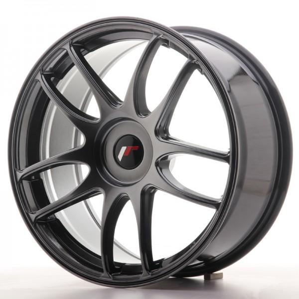 JR Wheels JR29 19x8,5 ET20-48 BLANK Hyper Black