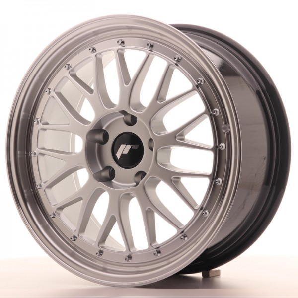Japan Racing JR23 18x8 ET40 5x120 Hyper Silver