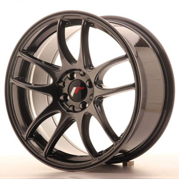 JR Wheels JR29 17x8 ET35 5x100/114 Hyper Black