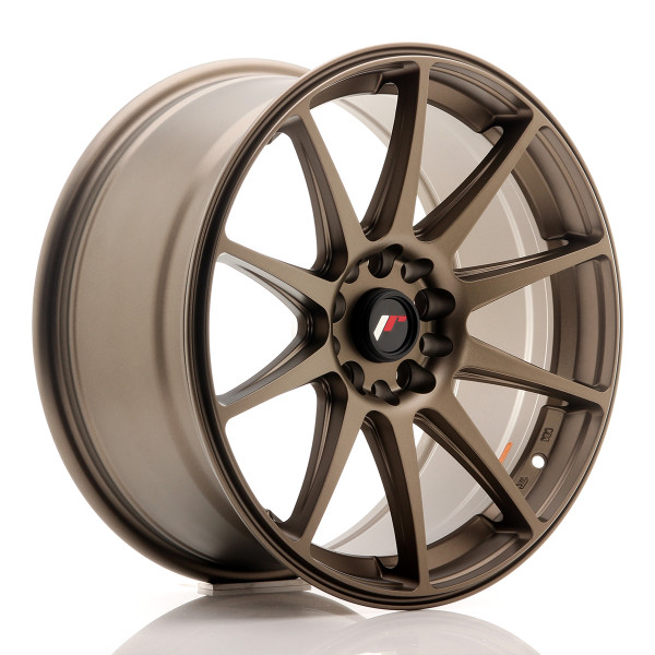 JR Wheels JR11 18x8,5 ET35 4x100/114,3 Dark Bronze