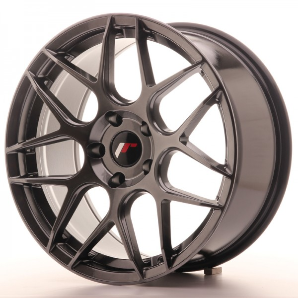 JR Wheels JR18 18x8,5 ET35 5x120 Hyper Black