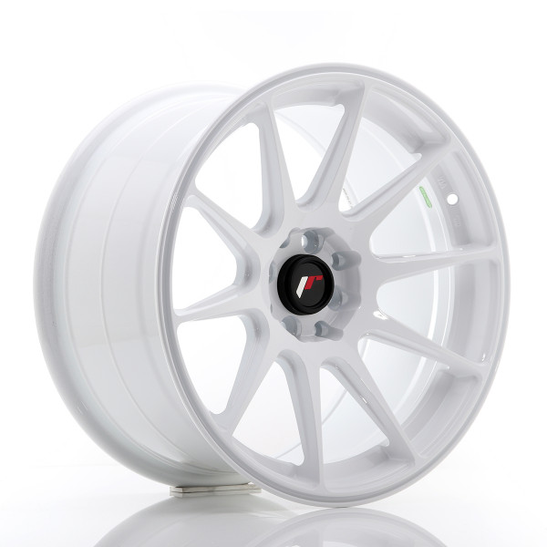 JR Wheels JR11 17x9 ET20 4x100/114 White