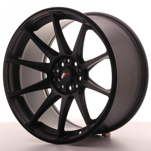 JR Wheels JR11 18x9,5 ET30 5x100/108 Flat Black