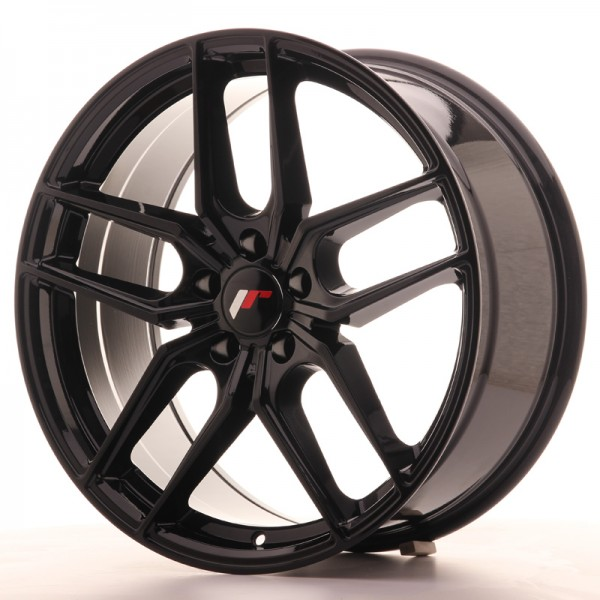 JR Wheels JR25 19x8,5 ET35 5x120 Gloss Black