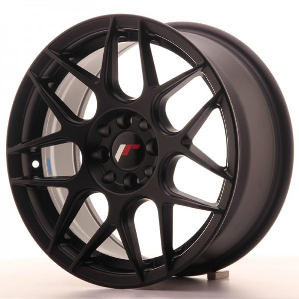 JR Wheels JR18 16x7 ET25 4x100/108 Matt Black