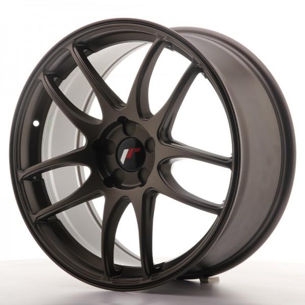 JR Wheels JR29 19x8,5 ET35-48 5H BLANK Matt Bronze