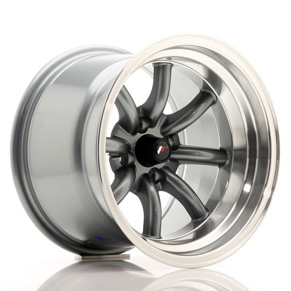 JR Wheels JR19 15x10,5 ET-32 4x100 GunMetal