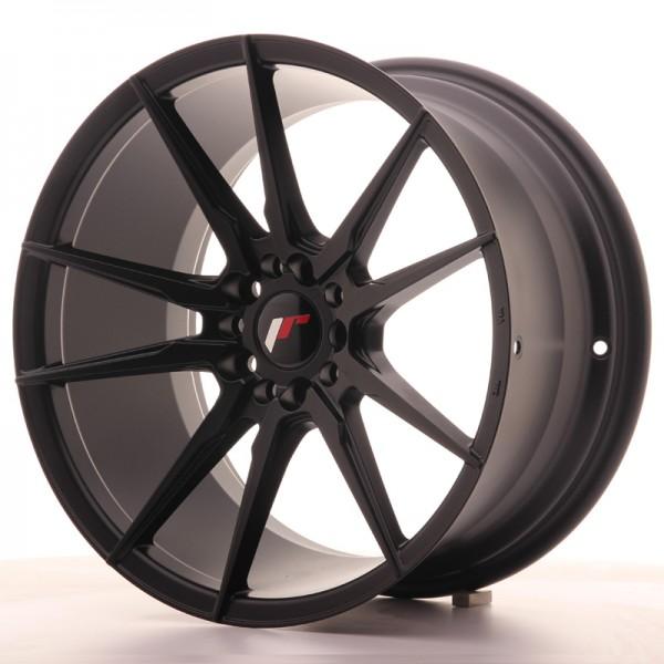 JR Wheels JR21 18x9,5 ET35 5x100/120 Matt Black