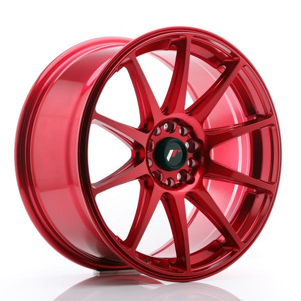 JR Wheels JR11 18x8,5 ET40 5x112/114 Platinum Red