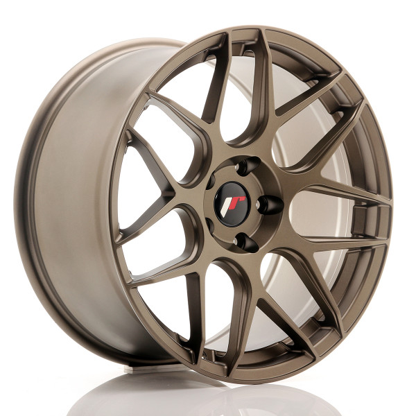 JR Wheels JR18 19x9,5 ET35 5x120 Matt Bronze