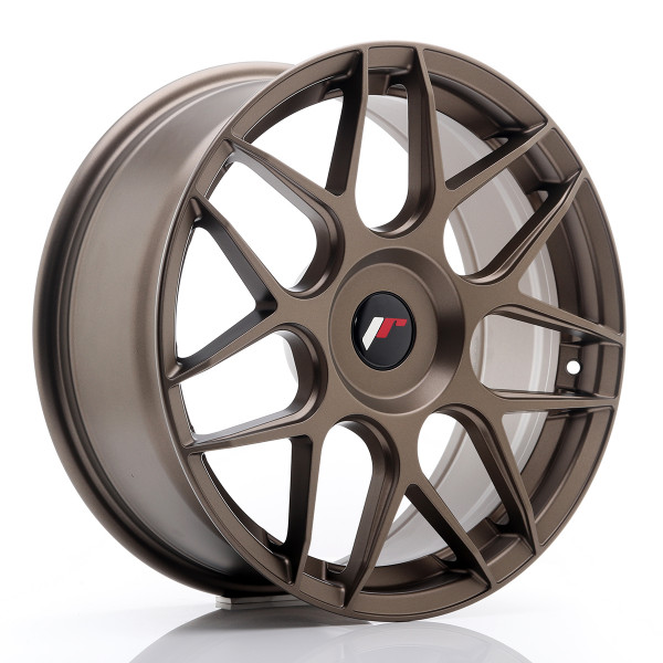 JR Wheels JR18 18x7,5 ET25-40 BLANK Matt Bronze