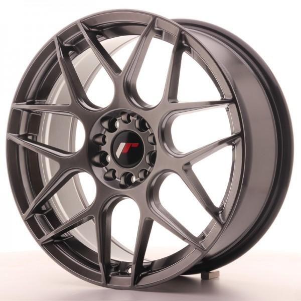 JR Wheels JR18 18x7,5 ET40 5x112/114 Hyper Black