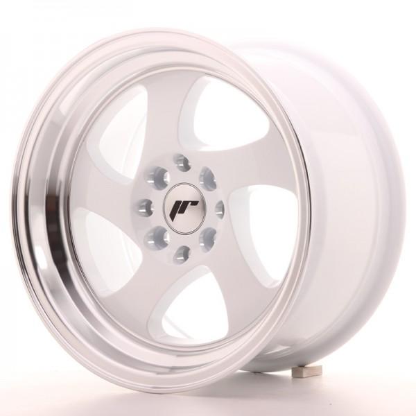 Japan Racing JR15 15x8 ET20 4x100/108 White
