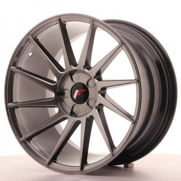 JR Wheels JR22 18x9,5 ET40 5H BLANK Hyper Black