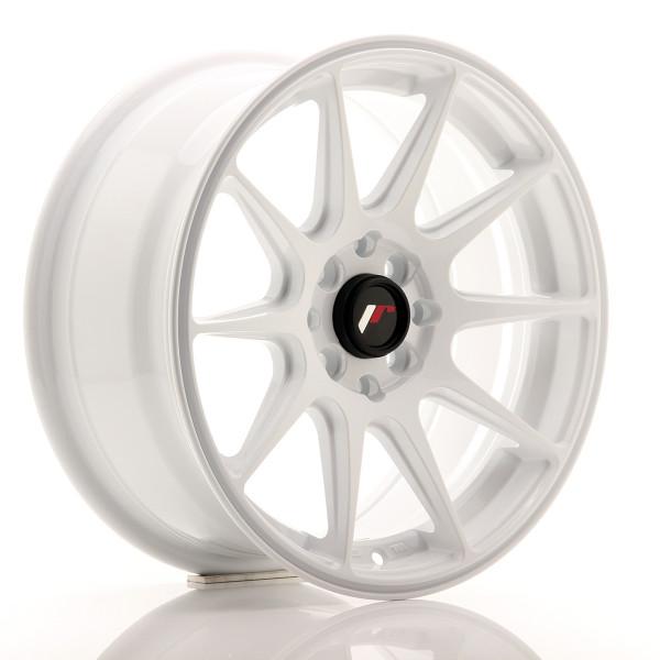 JR Wheels JR11 16x7 ET30 5x100/114 White