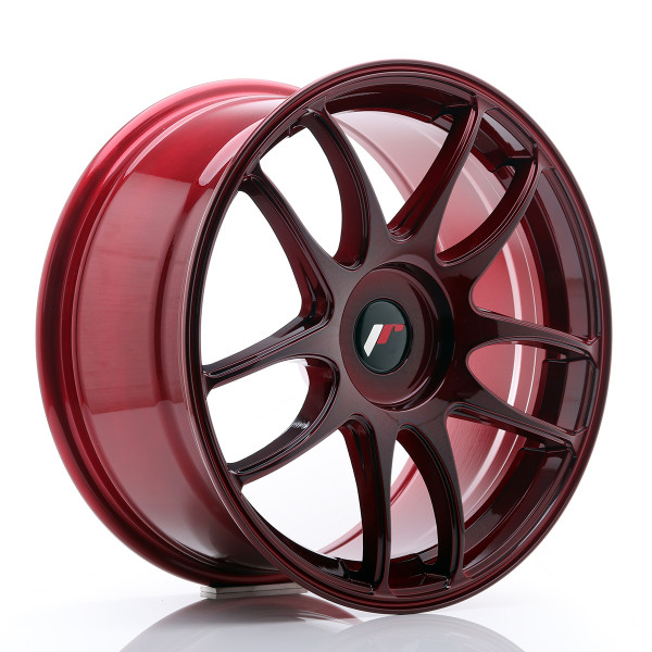 JR Wheels JR29 18x8,5 ET20-48 BLANK Platinum Red