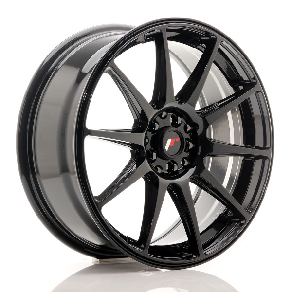 JR Wheels JR11 18x7,5 ET35 5x100/120 Gloss Black