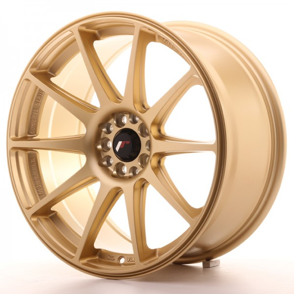 JR Wheels JR11 18x8,5 ET35 5x100/108 Gold