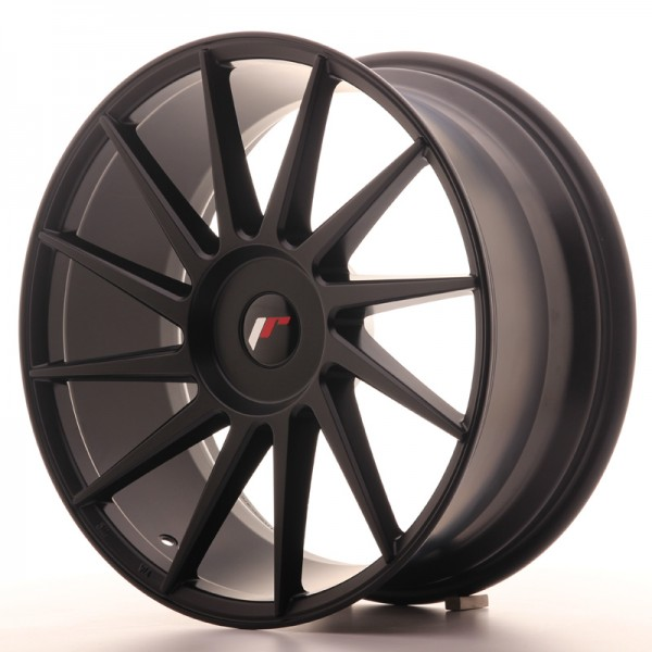 JR Wheels JR22 19x8,5 ET20-40 BLANK Matt Black