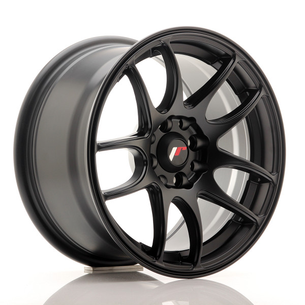 JR Wheels JR29 15x8 ET28 4x100/108 Matt Black