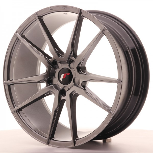 JR Wheels JR21 20x8,5 ET40 5H BLANK Hyper Black