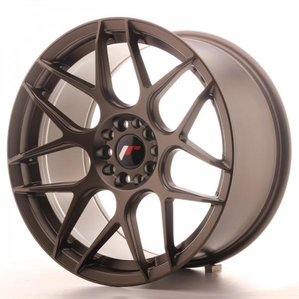 JR Wheels JR18 18x9,5 ET35 5x100/120 Matt Bronze