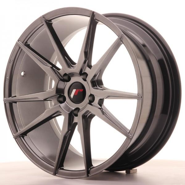 JR Wheels JR21 19x8,5 ET40 5x112 Hyper Black