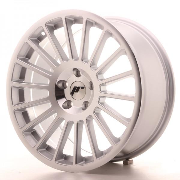 JR Wheels JR16 18x8,5 ET40 BLANK Silver Machined Face